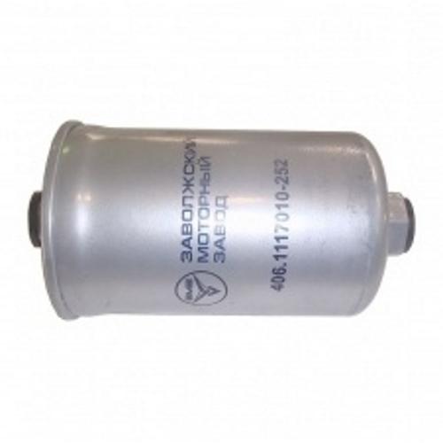 Фильтр топливный ГАЗ дв. 406 под штуцер