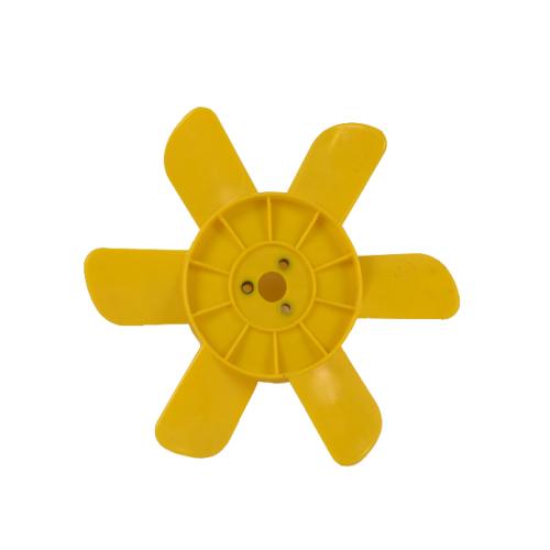 Крыльчатка вентилятора ВАЗ 2101-07 6-ти лопастная 2121-1308008