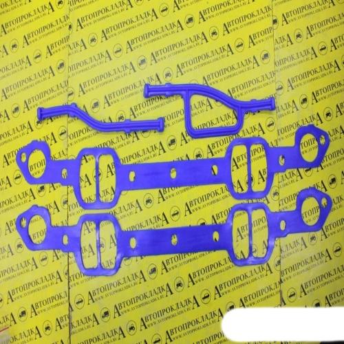Прокладка под паук ЗИЛ 130-1008114/8215/70 силикон