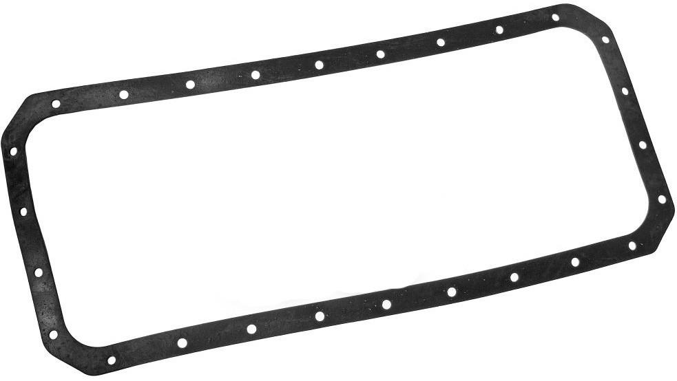 Прокладка поддона ЗИЛ-130 картера масляного резино-пробка  130-1009040