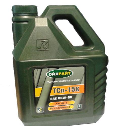 ТСП-15К  3л OIL RIGHT