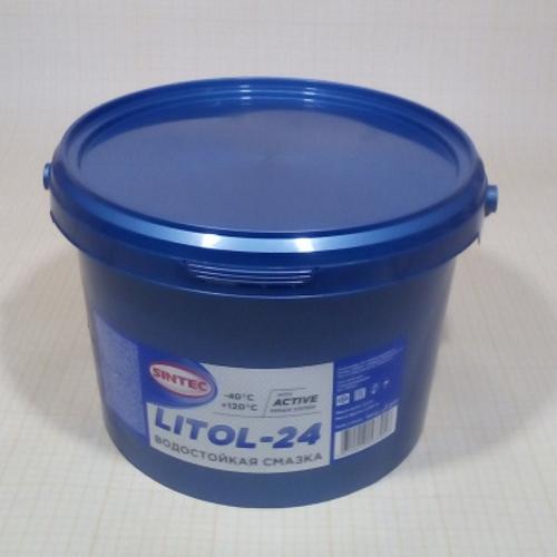 Смазка Литол-24 10кг