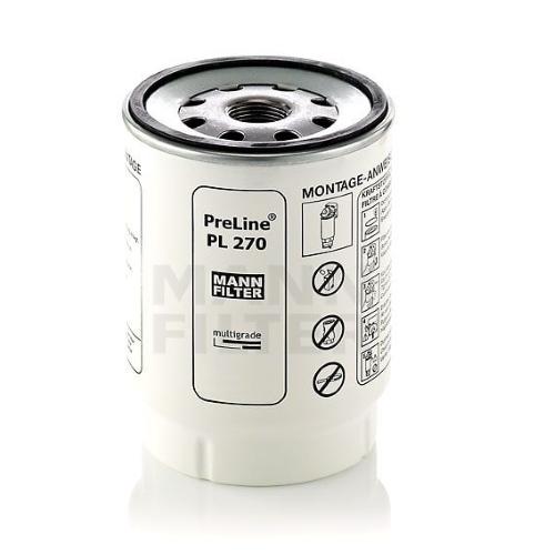 Фильтр топливный г/о PL270