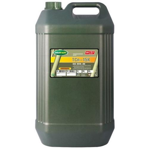 ТСП-15К 20л OIL RIGHT