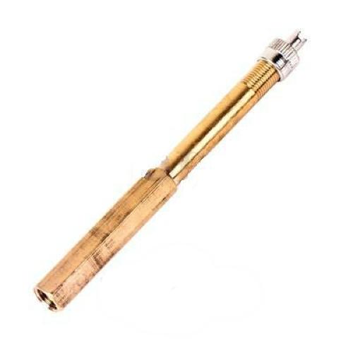 Удлинитель золотника  95 мм  Газель латунь
