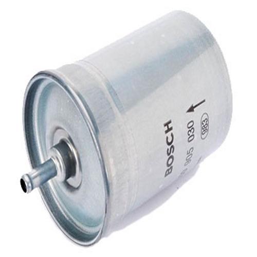 Фильтр топливный ГАЗ дв.406 под хомут