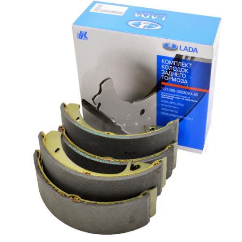 Колодки тормозные задние ВАЗ 2108 2108-3502090-55