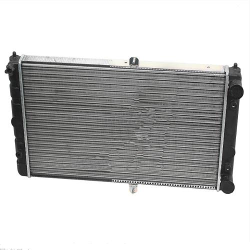 Радиатор охлаждения ВАЗ 2112 инжектор 2112-1301012-10