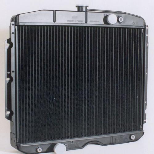 Радиатор охлаждения ГАЗ-3307 медный 3307-1301010