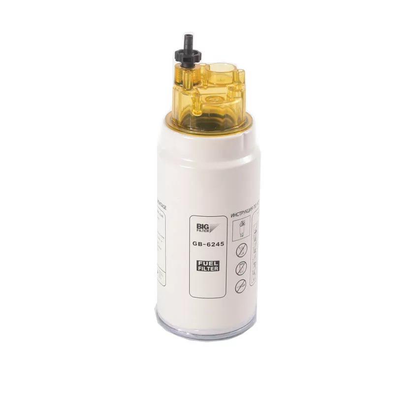 Фильтр топливный КАМАЗ Евро2, Евро3 (PL420) с колбой