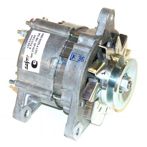 Генератор ГАЗ-3302 14В 70A 1641.3701-03