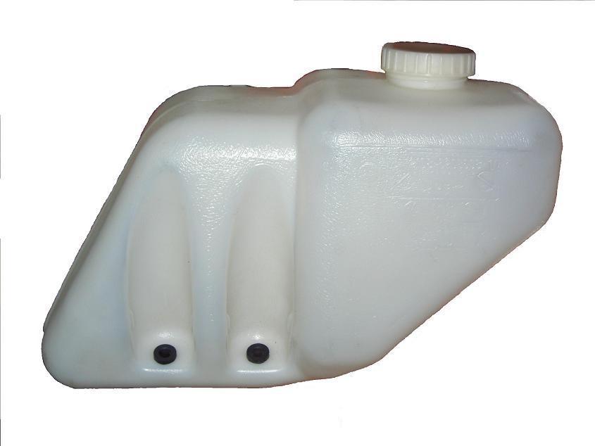Бачок омывателя ВАЗ 2108-09 голый под 2 мотора