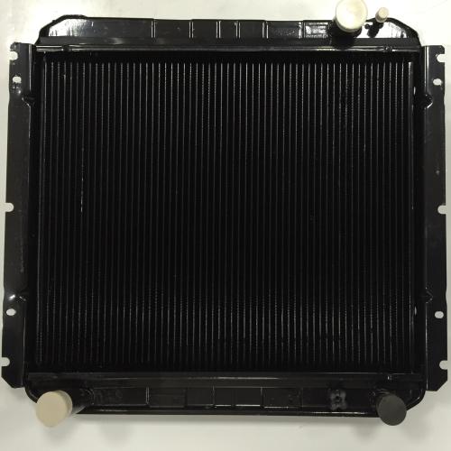 Радиатор охлаждения Зил-Бычок медный 5301-1303010