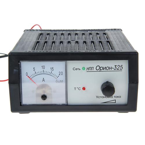 """Зарядное устройство """"ОРИОН"""" PW325  20А для АКБ 220 А\ч"""