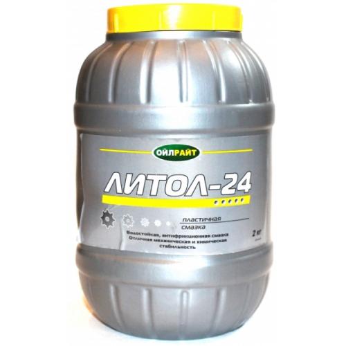 Смазка Литол-24  2кг