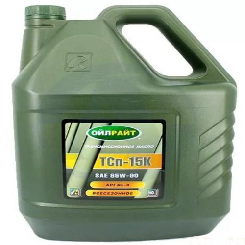 ТСП-15К 10л OIL RIGHT