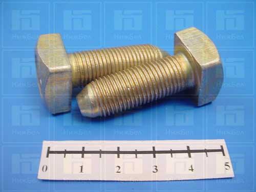 Болт М12х 35х1,25 (квадрат) лонжерон ВАЗ-2101