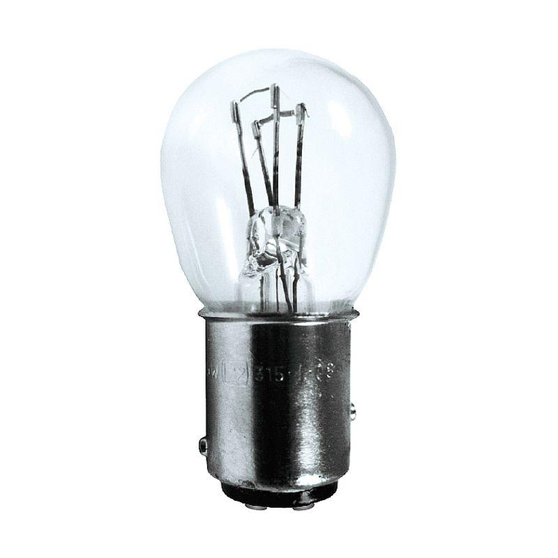 Лампа 12V 21W 2-х конт.