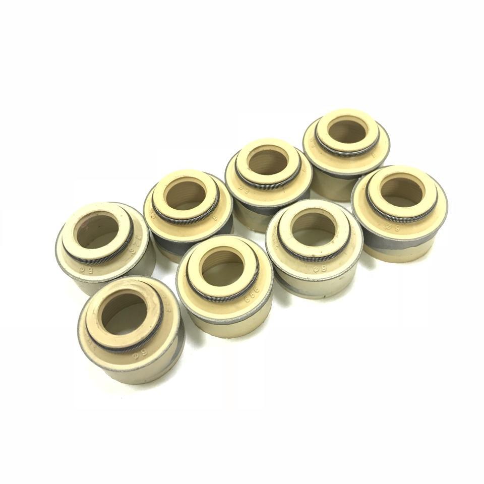 Колпачки маслосъемные Газ дв.402 к-т 8 шт. 24-1007036-01