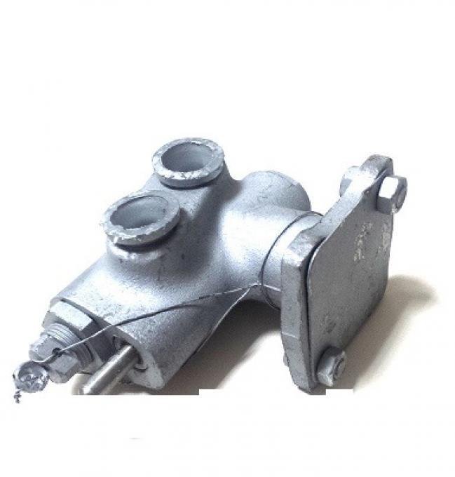 Кран ГАЗ-САЗ-3507 управления подъема кузова (ОАО ГАЗ) 3507-8607010